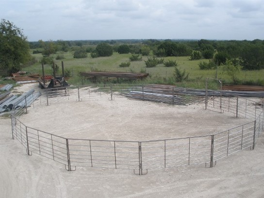 Round Pens For Sale – Hamilton, TX