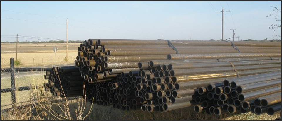 Stack of Pipes for Sale Hamilton TX.